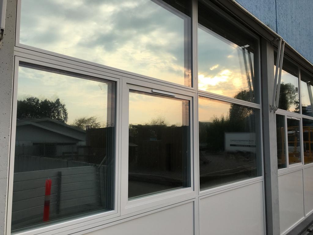 spejlfolie til vinduer