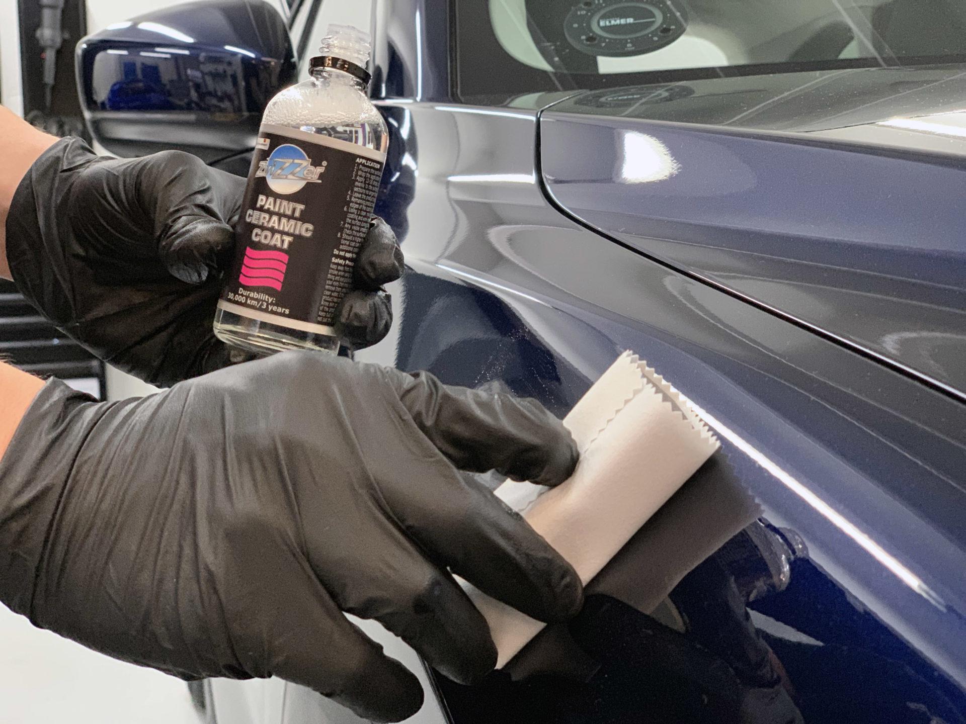 Ceramic Pro - Verdens hårdeste coating!
